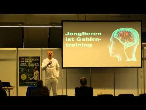 1/2: Stephan Ehlers: Jonglieren - spielend wirksam das Gehirn trainieren