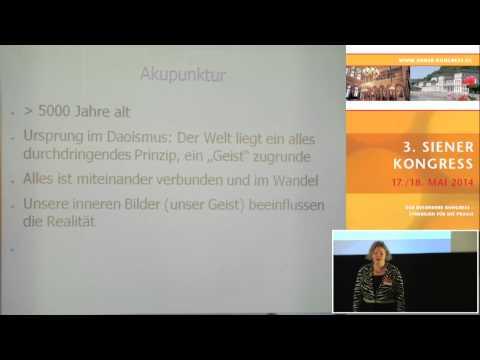 1/3:Dr.K.Laß: Akupunktur,Handwerk oder geistig-schöpferischer Prozess? Neues aus der ECIWU Forschung