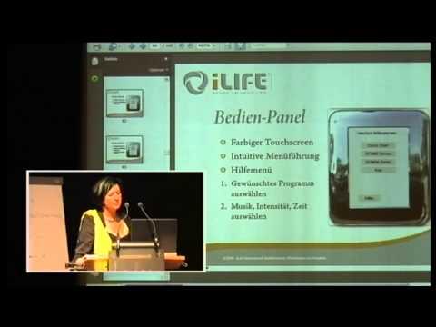 Teil 1/2: Anette Dannhorn: Wirkungsweise der Magnetfeld-Therapie