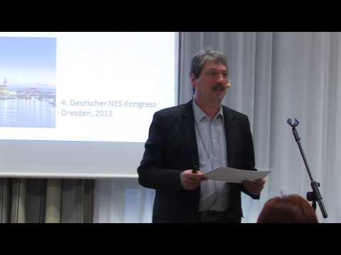 1/4: Dr. med. Rainer Viehweger: Informationsaustausch - eine Kunst im Körperfeld und im Universum