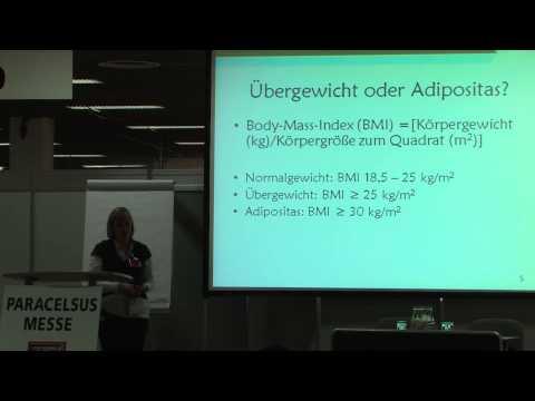1/2: Marianne Gallus: Die Rolle der Darmflora bei Übergewicht und Adipositas