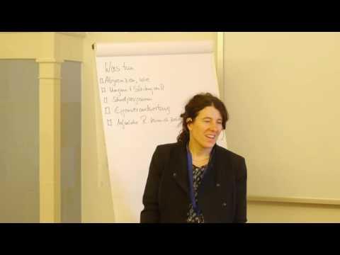 1/2: Sabine Hagg: Umgang mit den eigenen (weiblichen) Ressourcen