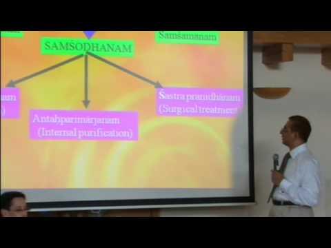 1/3: Prof. S. N. Gupta: Einfache Panchakarma-Maßnahmen bei Erkrankungen wie Migräne und Allergien