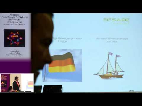 1/2: Sándor Sayn-Wittgenstein: Hocheffiziente Power Energy Converter - mit Demo!