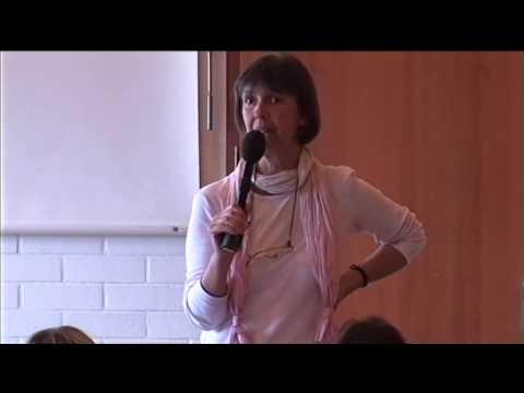 1/3: Christine H. Warcup: Authentizität als Voraussetzung für den Umgang mit den neuen Kindern