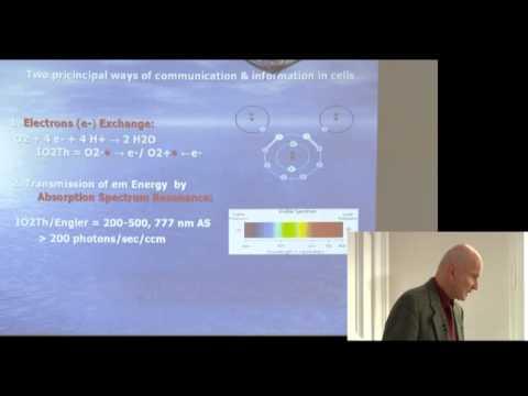 1/3: Ao. Prof. Dr.med. Ivan Engler: Ionisierter Sauerstoff - Wirkung auf Mitochondrien