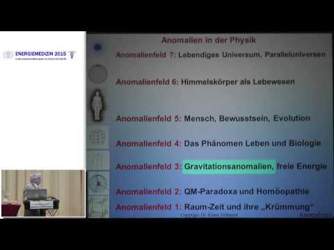 1/2: Dr. rer. nat. Klaus Volkamer: Das feinstoffliche Paralleluniversum - der Hintergrund des Kosmos
