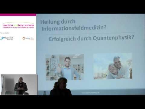 1/2: Christiane Brand: Heilung mit Informationsmedizin