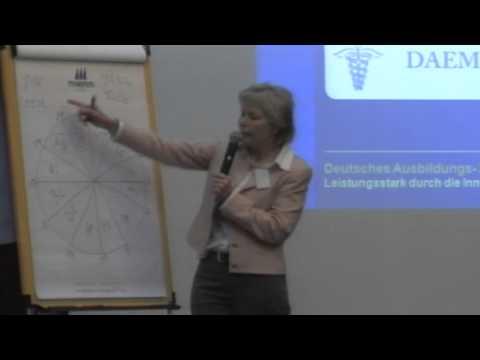 1/3: Ingrid Ulbrich: Leben mit der Organuhr - Nutzen Sie Ihre Vitalität