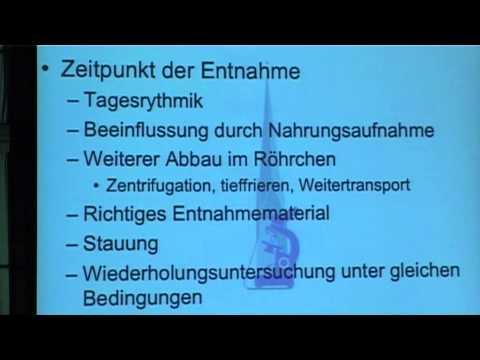 1/2: Dr. Thomas Fenner: Labordiagnostik bei Schimmelpilzexposition