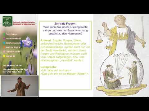1/2: Margret Madejsky: Hormonregulation für das innere Gleichgewicht