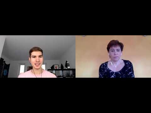 Interview|Aufwach-Kong.| Subliminals - d. Unterbewusstsein programmieren | Marvin Alberg, Ines Koban
