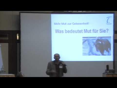 1/2: Ulrich Teichert: Mehr Mut zur Gelassenheit