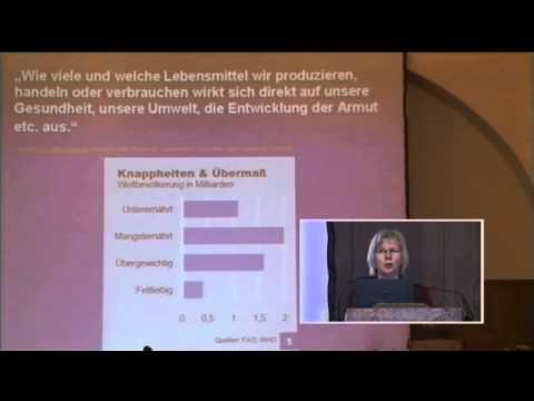 1/3:A. von Beesten: Gentechnisch veränd.Pflanzen u.Pestizide - Medizinische Relevanz f.d.Menschen