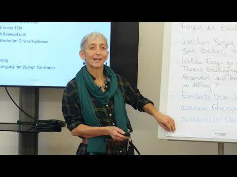 1/2: Sybille Binder: Warum Kinder Zucker lieben (Workshop)