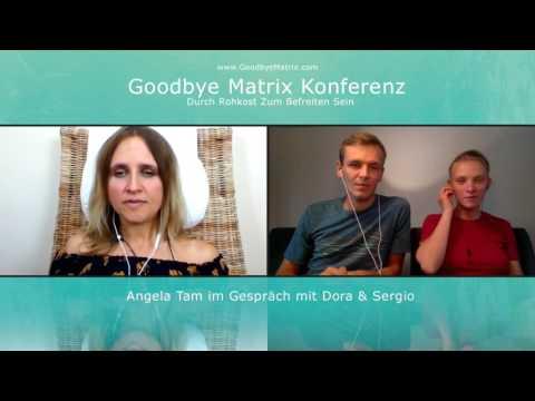 1/2: Angela Griem: Durch Rohkost zum befreiten Sein