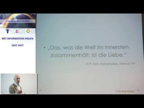Ausschnitt | Energiemedizin | Die Bedeutung der Quantenphysik in der Medizin | Dr. med. Bodo Köhler