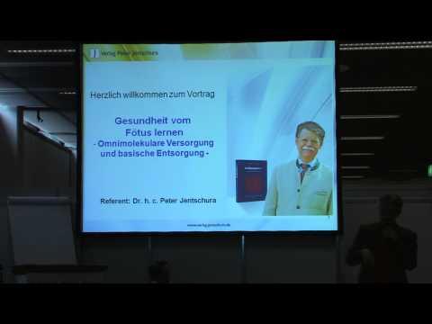 1/4: Peter Jentschura: Gesundheit v.Fötus lernen - Omnimolekulare Versorgung+basische Entsorgung