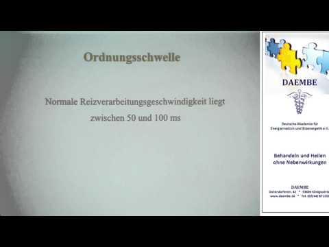Ausschnitte: Günter Haffelder: Schwingungen und Rhythmen des Gehirns und ihre Bedeutung