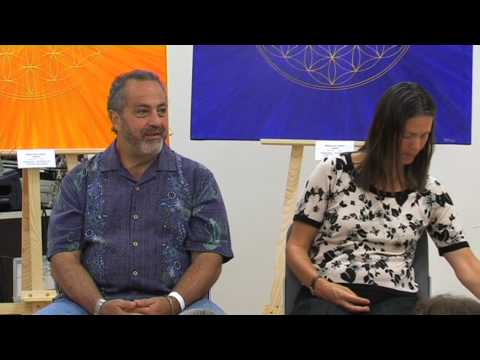 1/5: Isaac Shapiro und Meike: Meeting in Truth