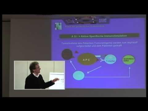 1/5: Dr. Heinz-Jürgen Bach: Praxis der ganzheitlichen Krebstherapie mit Falldemonstrationen