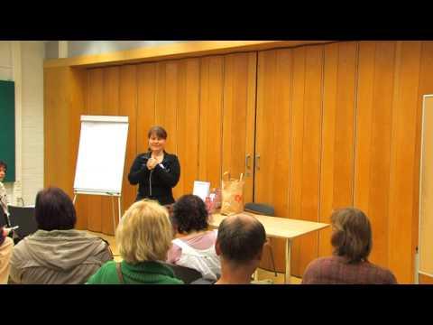 1/3: Heidi Wellmann: Wir verlassen unsere Komfortzone