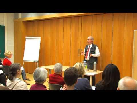 1/3: Raimund Gernasnig: Auswirkung von Rohkost und Entgiftung auf die Verdauung