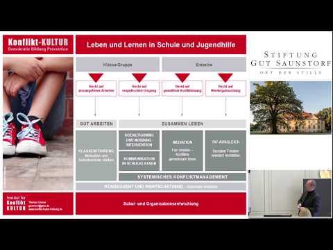 1/2: Thomas Grüner: Bildung braucht Beziehung - Die Bedeutung von Führung und Grenzsetzung