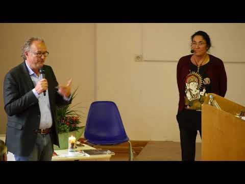 1/2: Dr. phil. Claudia Müller-Ebeling: Gesund ist, wer glücklich ist -