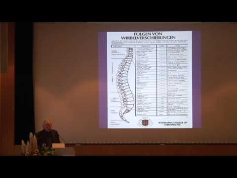 1/5: Dr. Heesch: Die Wirbelsäule ist Ursache und Wirkung in sich