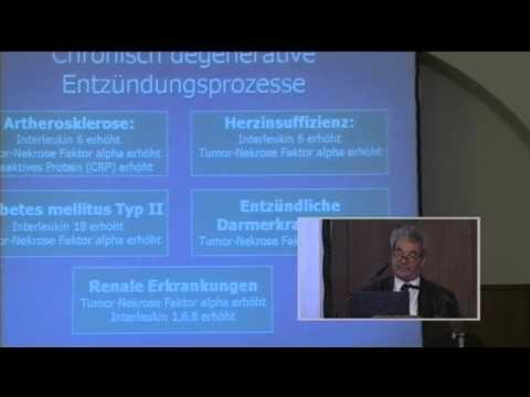 1/3: Prof. Dr. Wolfgang Huber: Klinische Erfahrungen bei Belastungen mit PCP, HCH und Pyrethroiden