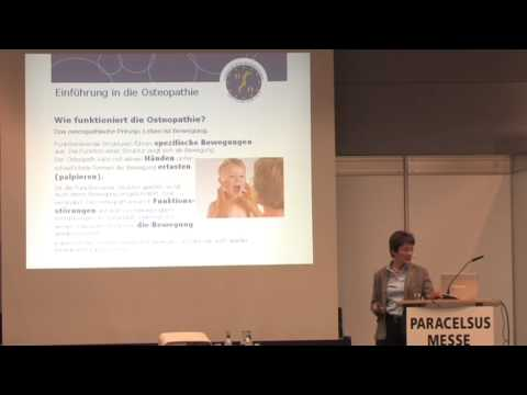 1/2: Marina Fuhrmann: Osteopathie - Wirkungsweisen und Behandlungskonzepte