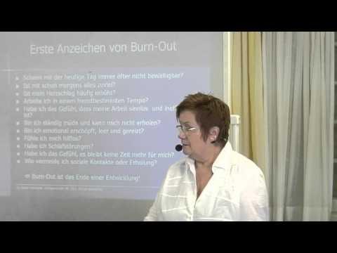 1/3: Beate Hofmeister: Burnout - Personzentrierter Umgang mit den Krisen von Therapeuten