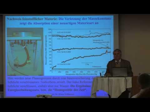 1/5: Dr. Klaus Volkamer: Quantenmedizin und die Multidimensionalität des Menschen