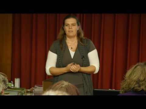 1/2: Christine Baumann: Wissenswertes rund um die Darmsanierung