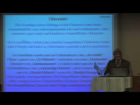 Dr. Klaus Volkamer: Quantenmedizin und die Multidimensionalität des Menschen