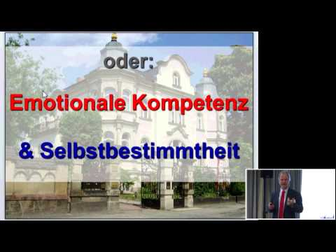 1/4: Dr. med. Albrecht Hempel: Energiemedizin der Emotionen