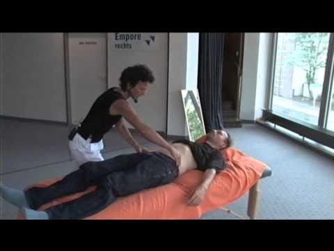 Teil 1/3: Claudia Stieglitz: Die Stieglitz-Methode - Behandlungsdemonstration