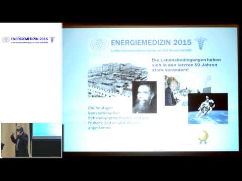 Hartmut Fraas: Neue Berufe durch Energie- und Informations-Medizin