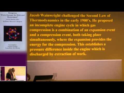 1/2: Kenneth M. Rauen: Revolutionäre Technologie - Kolbenmotor ohne Treibstoff