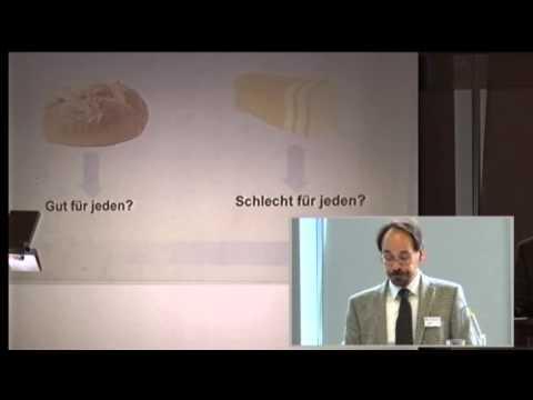 1/3: Achim Breves: Der Einfluss der Lebensmittelqualität auf unsere Gesundheit