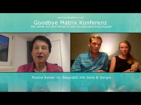 1/2: Rosina Kaier: Wie Zahlen auf uns wirken und Dein Wurzelchakra entschlüsseln