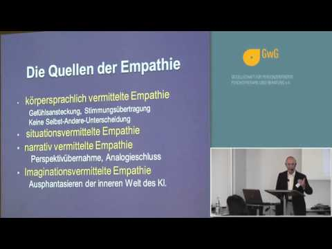 1/2: Dr. Jobst Finke: Körpersprache und Empathie