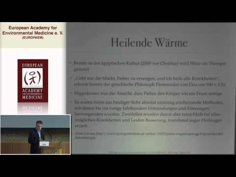 1/2: Dr. Ortwin Zais: Hyperthermiebehandlung bei Tumorerkrankungen