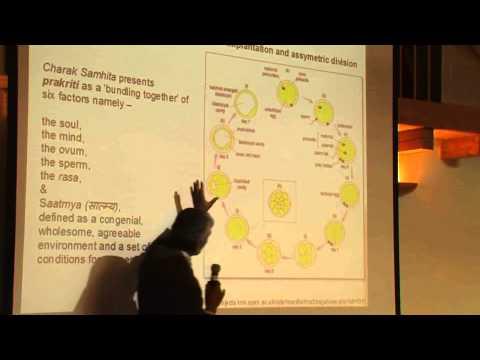 1/5: Dr. Madan Thangavelu: Prakriti - aktuelle Konzepte der Biologie und Medizin