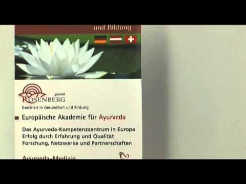 Kerstin Rosenberg: Ayurveda-Psychologie - Kraft aus der Seele