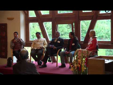 1/2: Podiumsdiskussion: Ayurveda in der integrativen Medizin (mit Dr. G. Geetha Krishnan, u.a.)