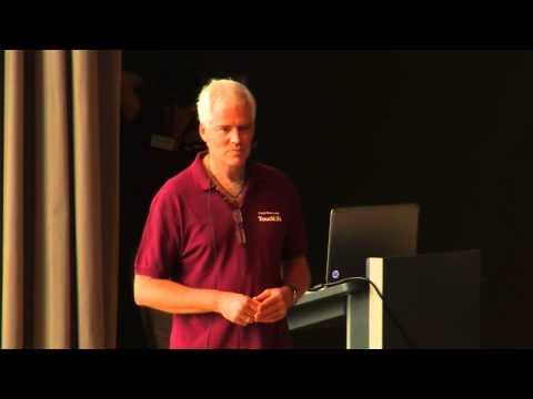 1/2: Frank Boaz Leder: Massage und Achtsamkeit in der Arbeitswelt