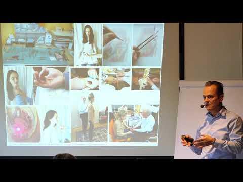 Vortrag Anfang | Heilung | Aurachirurgie - Woher es kommt und warum es funktioniert | Dr. M. Künlen