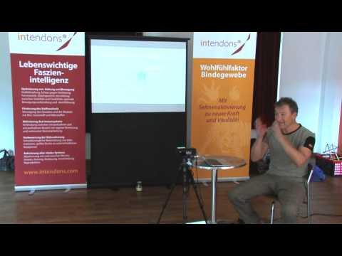 1/2: Harald Xander: Vortrag Faszien-Coaching